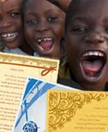 Pergamene solidali: a Natale dai voce al Sud del mondo!