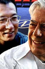 Liu Xiaobo e Vargas Llosa, due Nobel per la libertà