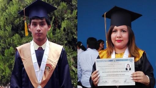 Doppia laurea dal Perù