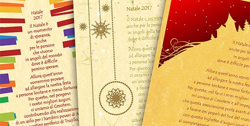 A Natale la tua festa con il mondo