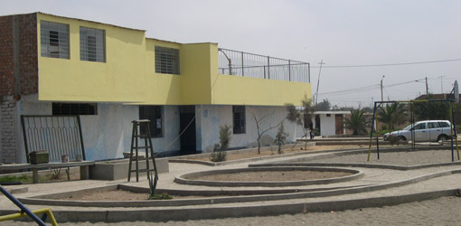 proyecto guarderia huanchaco